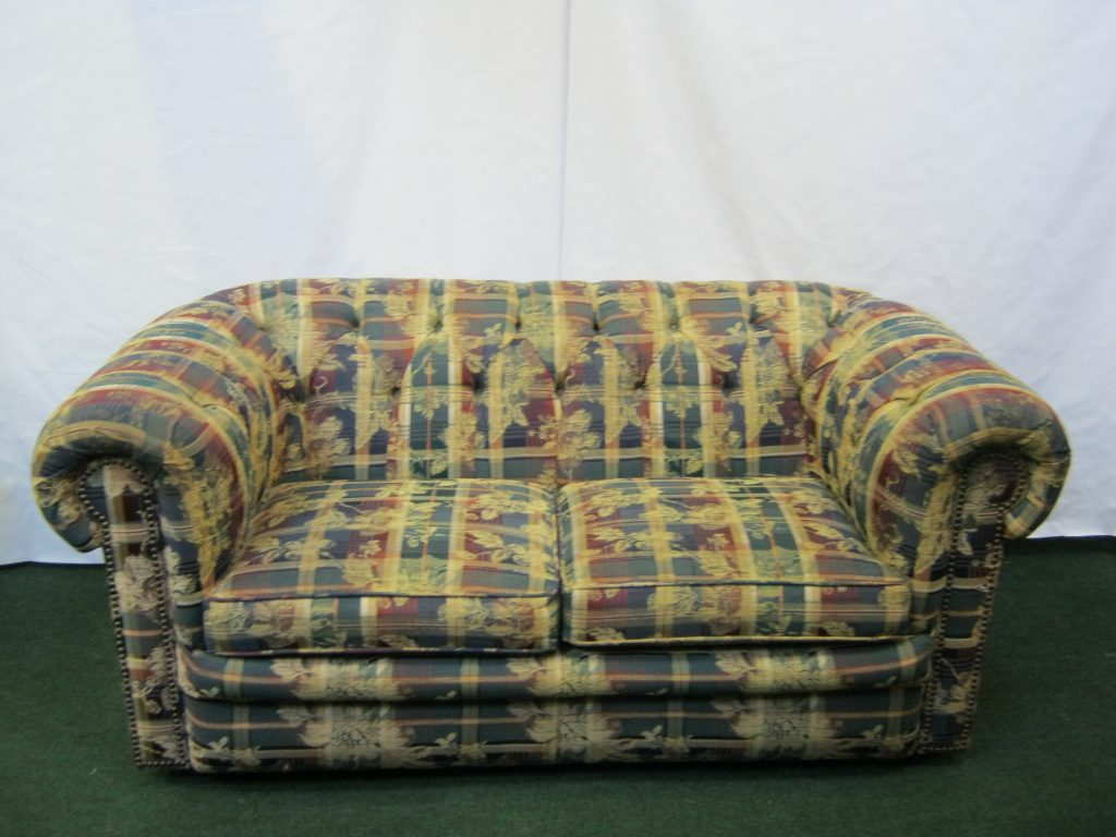 Button Back Chesterfield (Pair available)