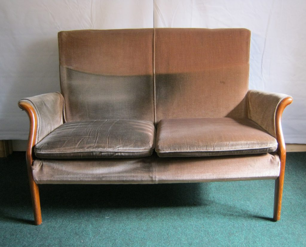 Two seater Parker Knoll Froxfield Sofa. (this sofa now sold, but others often available.)