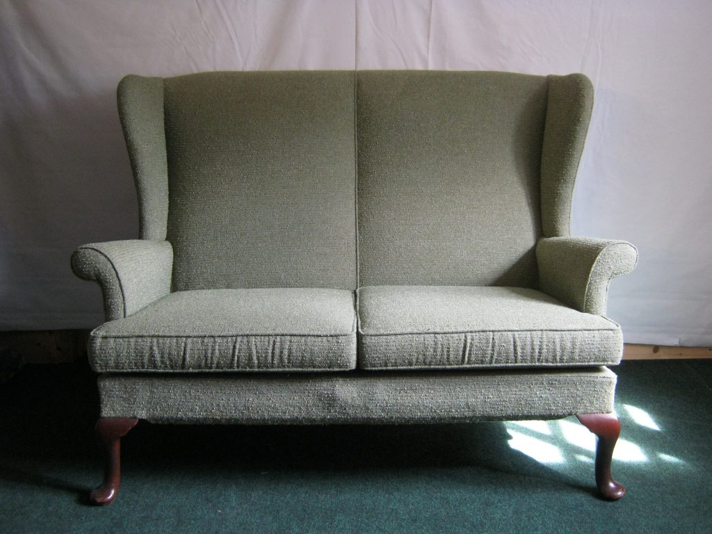 Two Seater Penshurst Sofa (parker-knoll, 2 available)
