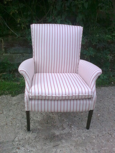 Froxfield arm chair. After