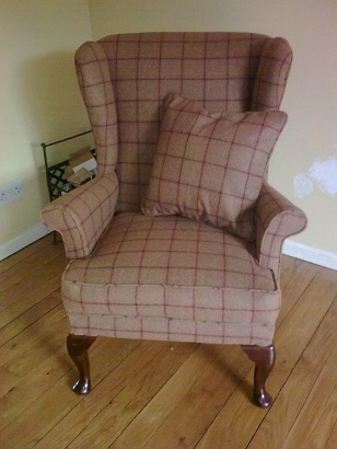 Penshurst wing chair from Parker Knoll.